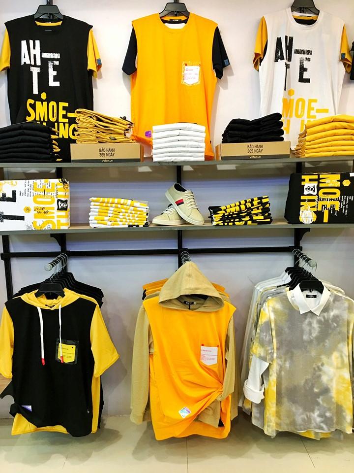 Các mặt hàng sản phẩm đa dạng tại Yame Shop