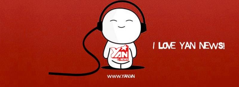 Ảnh bìa fanpage Yan News trên facebook
