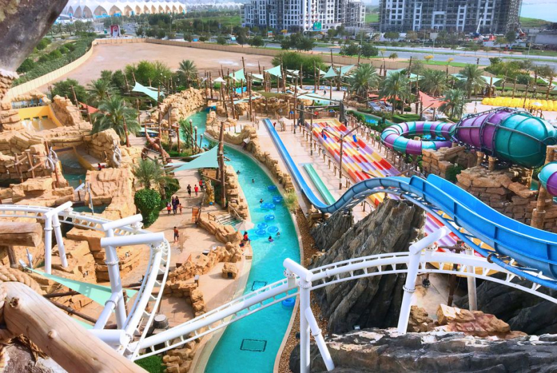 Yas Waterworld Abu Dhabi, Abu Dhabi, Các tiểu vương quốc Ả Rập thống nhất