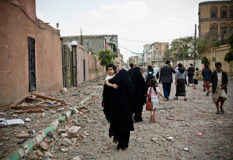 Chiến tranh là điểm chung khiến những quốc gai Hồi giáo có tên trong danh sách rơi vào tình cảnh khó khăn (Nguồn: Sưu tầm)