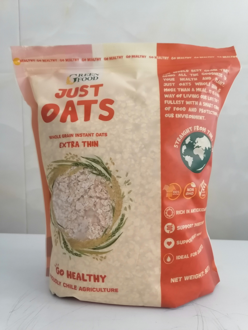 Yến Mạch Chile JUST OATS