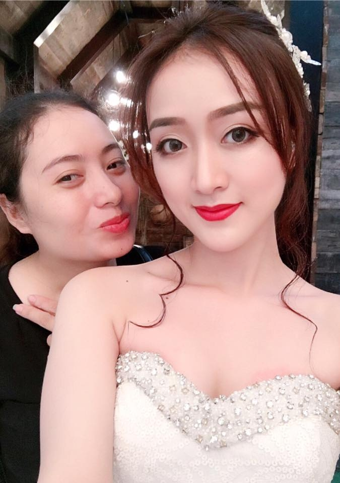 Yen Nguyen Make up (Luân Nguyễn Wedding)
