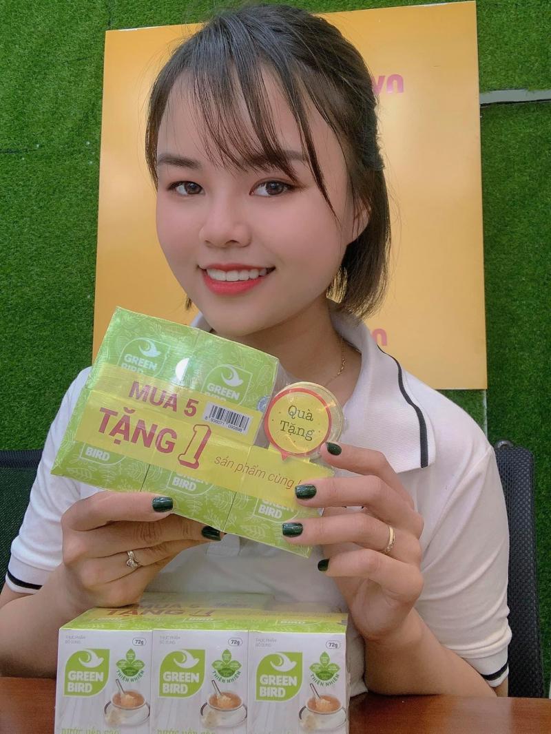 Yến sào Hương Việt