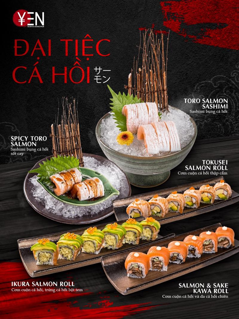 YEN Sushi Sake Pub