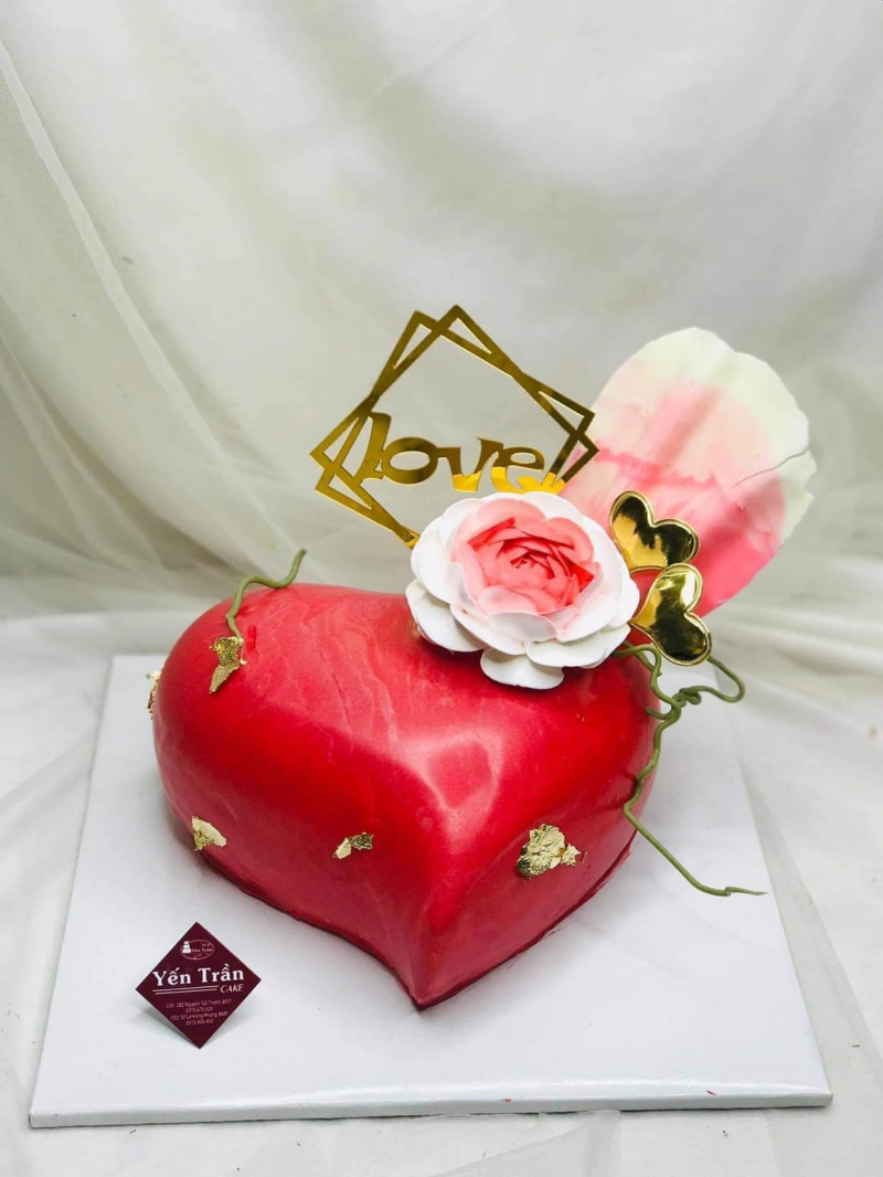 Yến Trần Cake