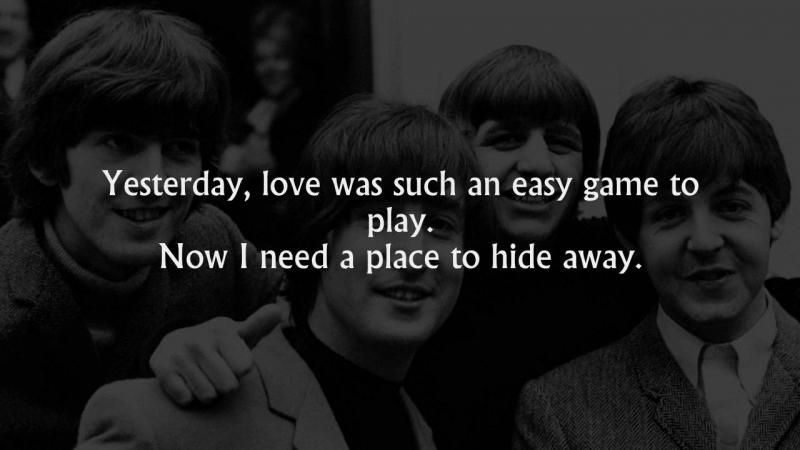 Ca khúc hay nhất mà McCartney từng viết - Yesterday