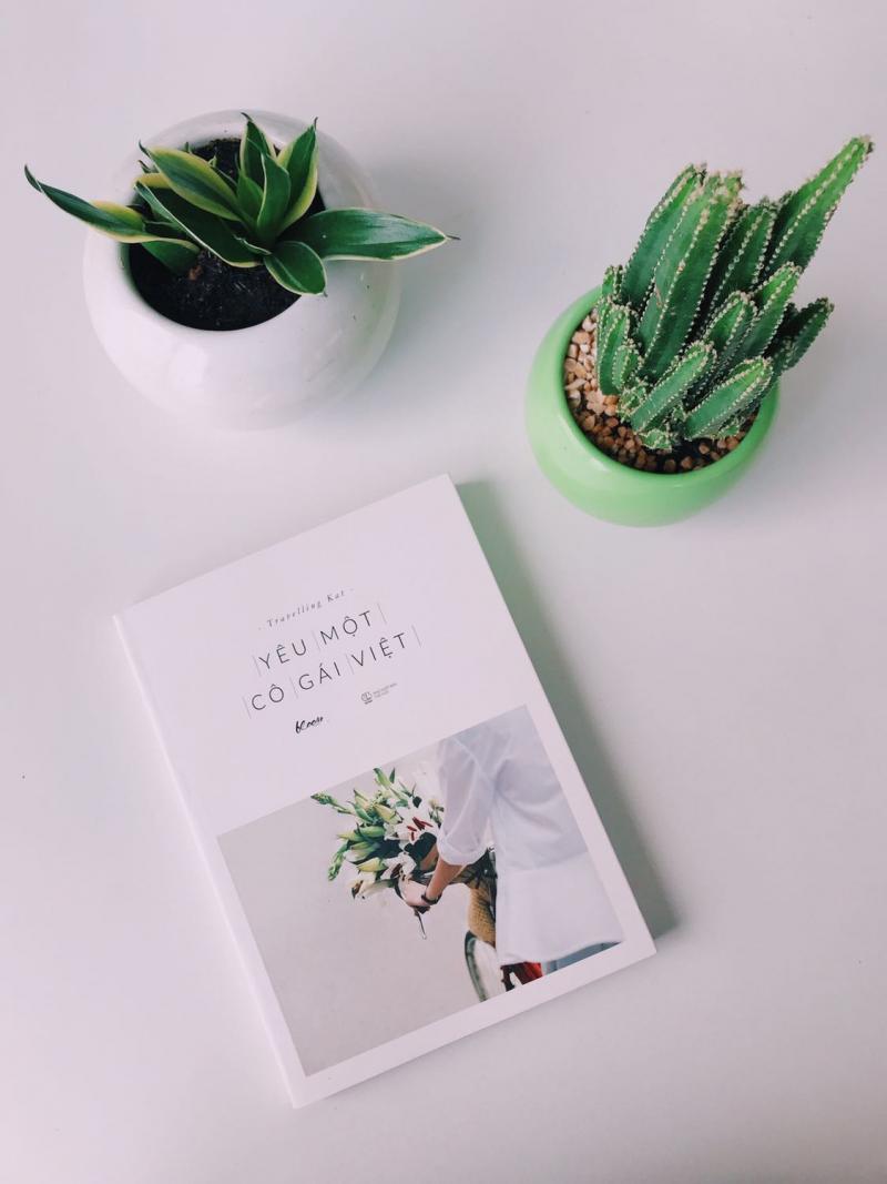 Đọc Yêu một cô gái Việt, độc giả sẽ bất ngờ rằng những cô gái Việt nhỏ nhắn, xinh xắn ấy lại mang một sức hút kì lạ quyến rũ đến vô cùng.
