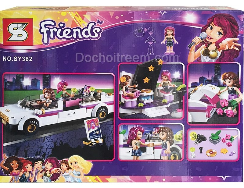 Yêu Trẻ bày bán các sản phẩm đồ chơi nổi tiếng trong nước và quốc tế.