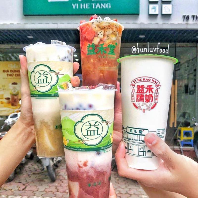 Top 10 Quán trà sữa ngon và chất lượng nhất quận 3, Tp. HCM