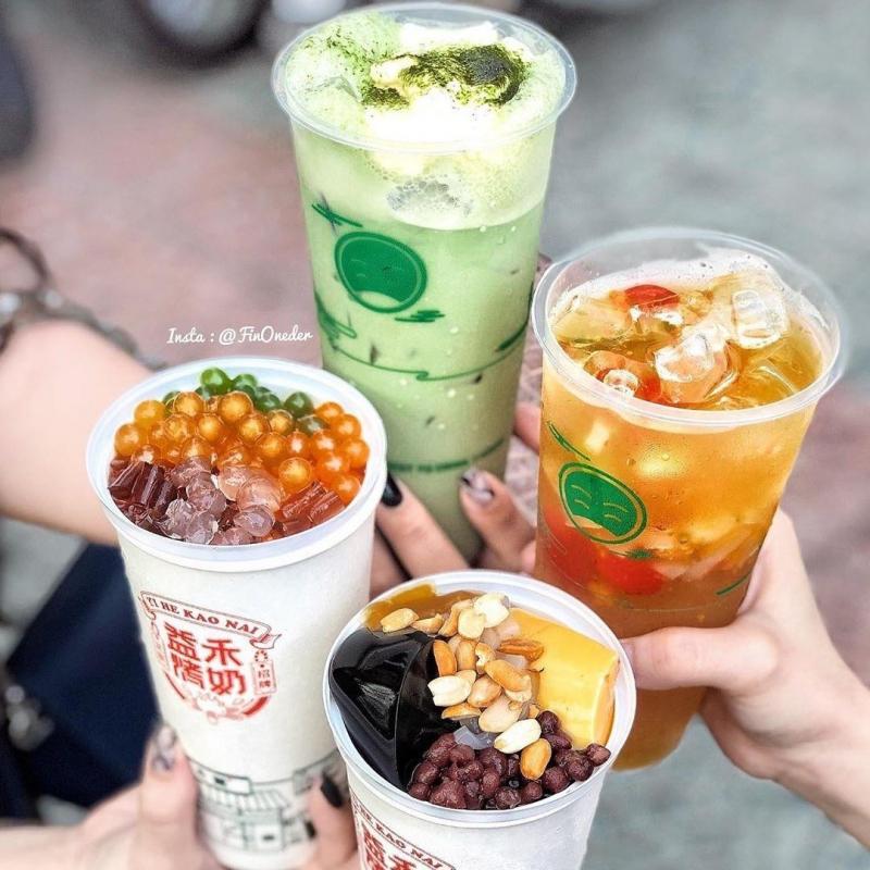 Top 10 Quán trà sữa ngon, view đẹp nhất tại Linh Đàm, Hà Nội