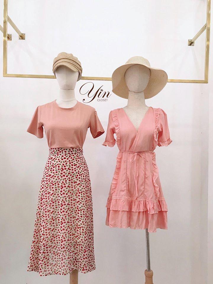 Trang phục đầm váy tại Yin Closet