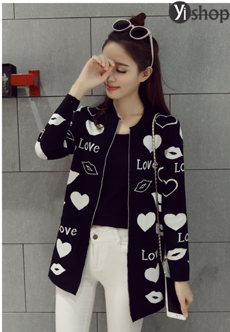 Một mẫu áo len được yêu thích của YiShop (Nguồn: Sưu tầm)