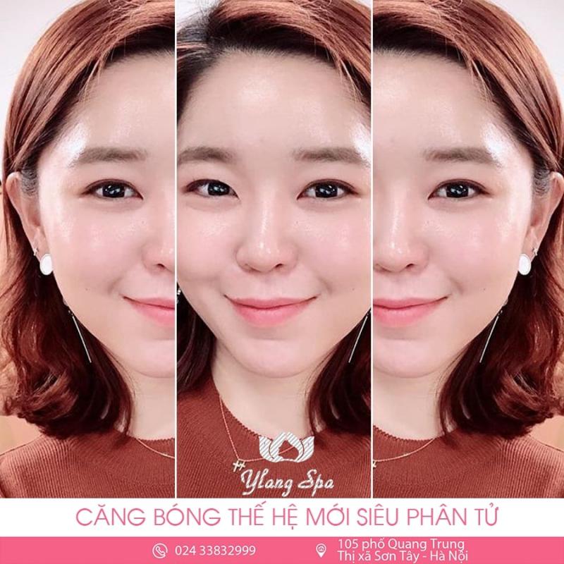 Top 5 Spa làm đẹp uy tín nhất Sơn Tây, Hà Nội