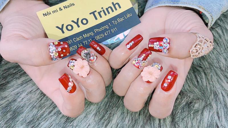 Yo Yo Trinh Nail