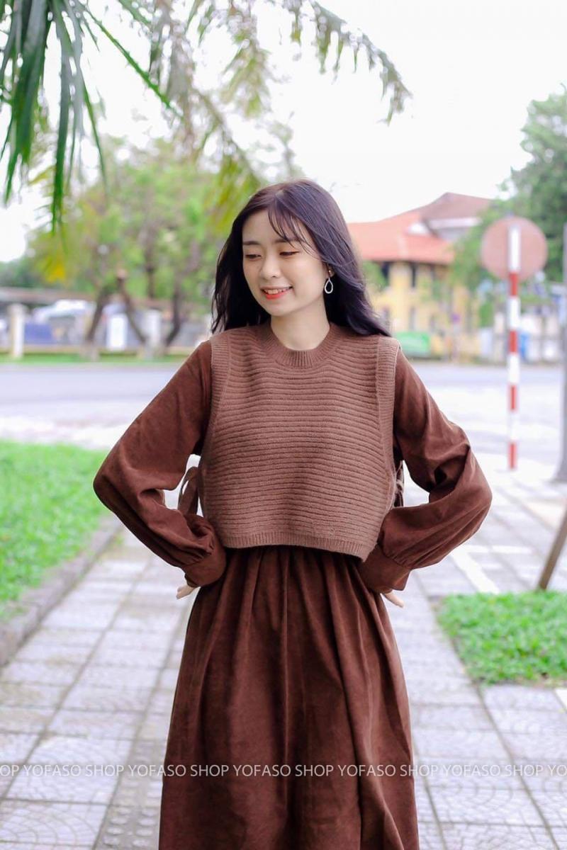 Top 8 shop bán áo len nữ đẹp và được yêu thích nhất Huế