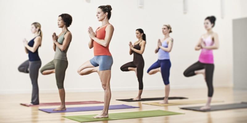 Luyện tập yoga để giảm cân