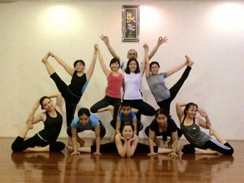 Yoga & Gym - Nguyễn Huệ