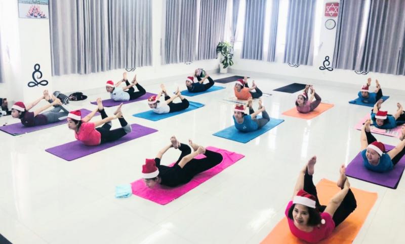 Yoga Ananda Cần Thơ