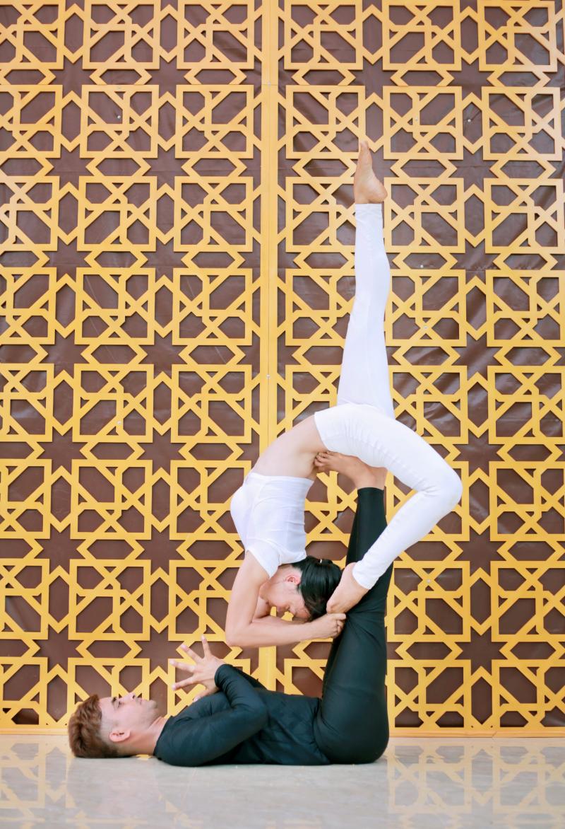 Yoga cân bằng tâm trí