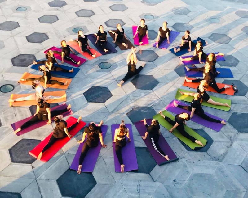 Yoga for life Phú Yên