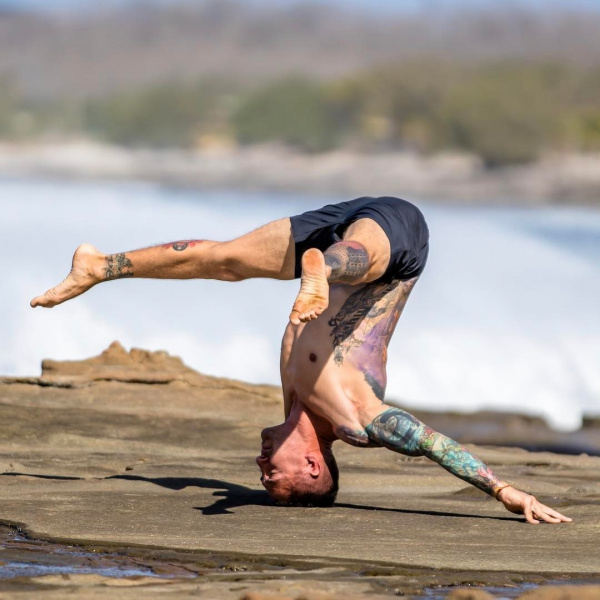 Yoga giúp chữa nhiều bệnh ở nam giới