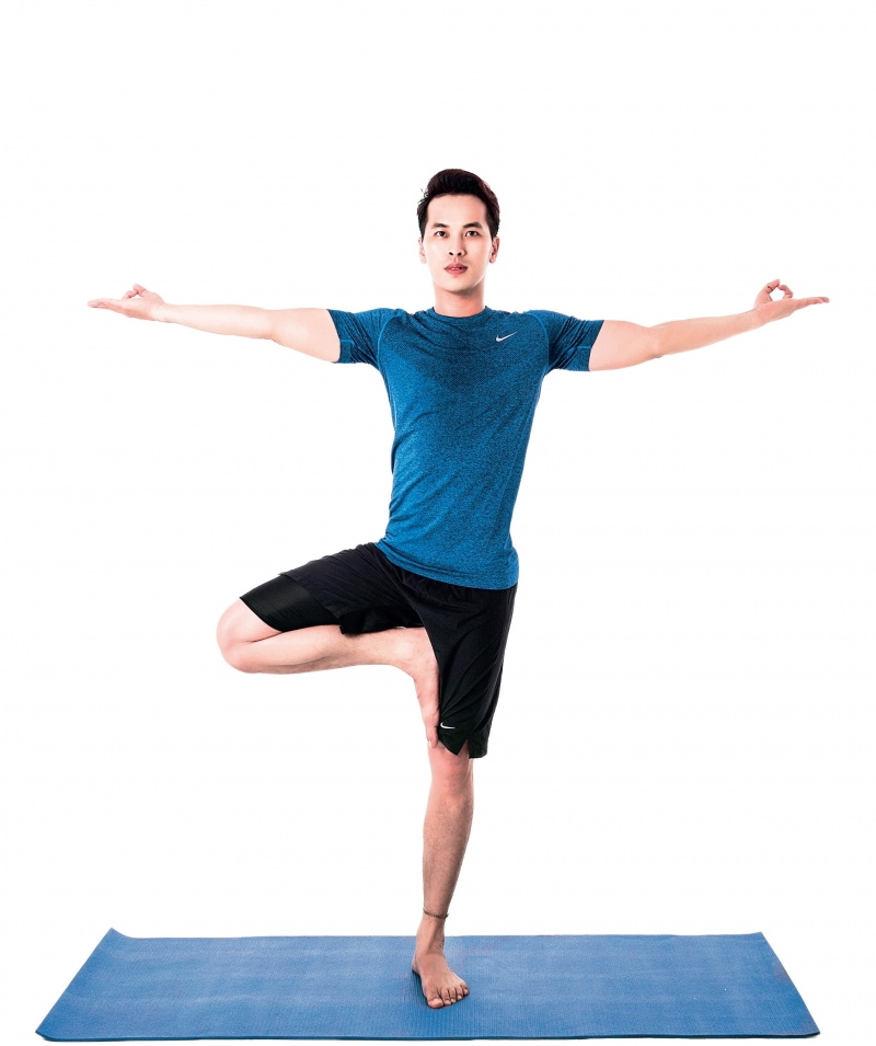 Yoga giúp quản lý cân nặng