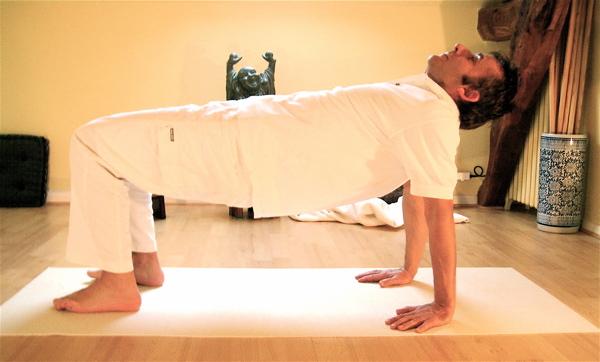 Yoga giúp thải độc