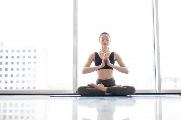 Yoga là sự nghỉ ngơi sau một ngày căng thẳng