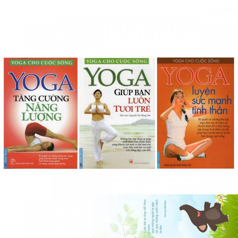 Yoga Luyện Sức Mạnh Tinh Thần