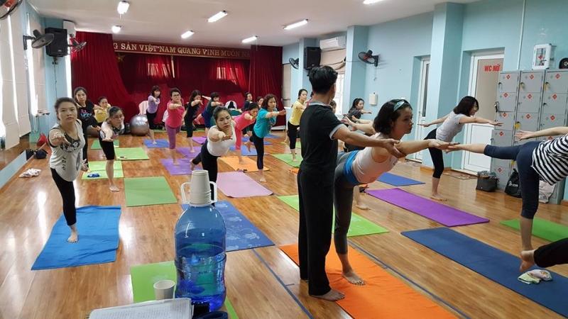 Yoga Namaska 65 Quán Sứ