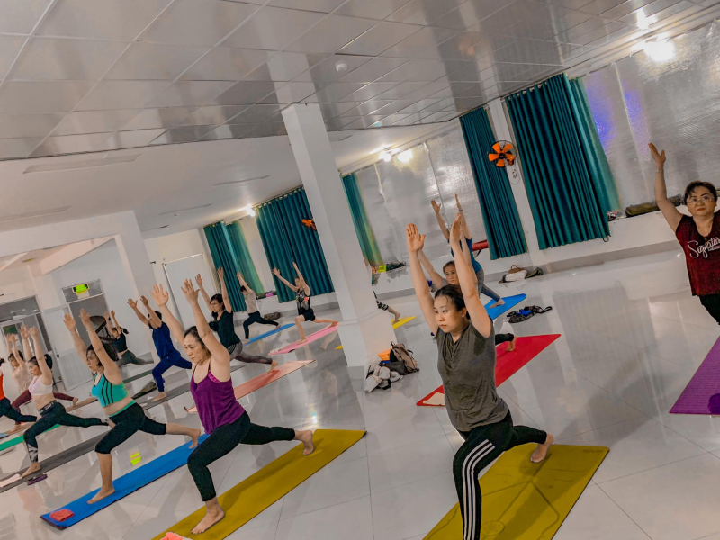 Yoga Secret Club Rạch Giá