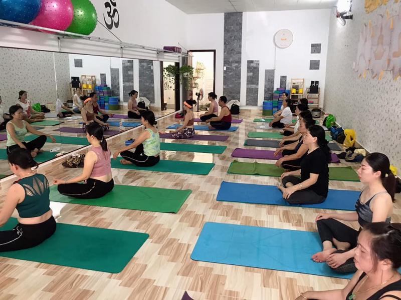 Yoga Tâm An