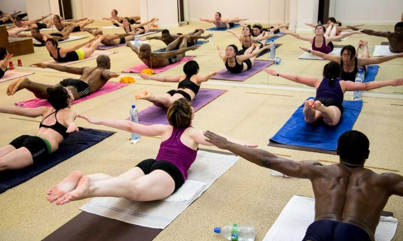 Tăng cường sự tập trung nhờ yoga