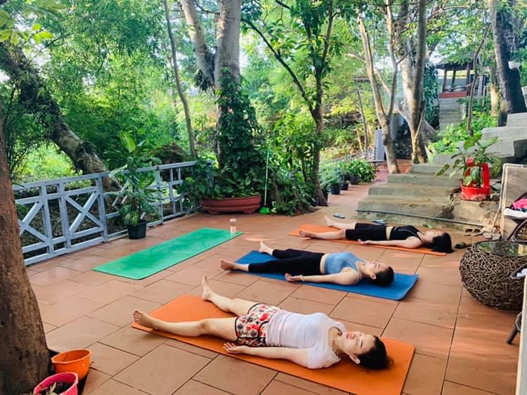 Yogi Garden - Yoga Bmt