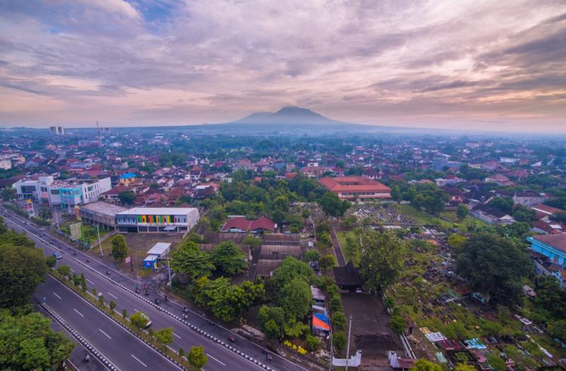 Yogyakarta được xem là trung tâm văn hóa và địa điểm tâm linh ấn tượng