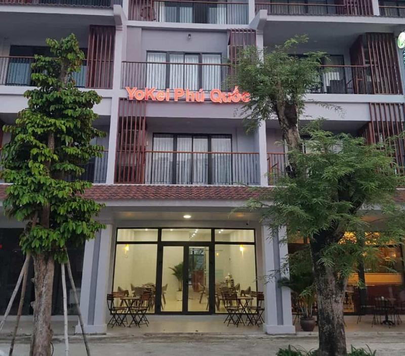 Căn hộ Yokei Hotel
