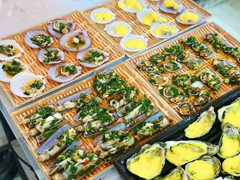 Yoko - Buffet Nướng vàamp; Hải sản