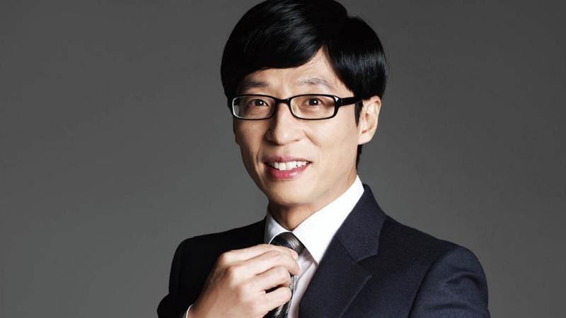 Diễn viên/MC nổi tiếng Yoo Jae Suk