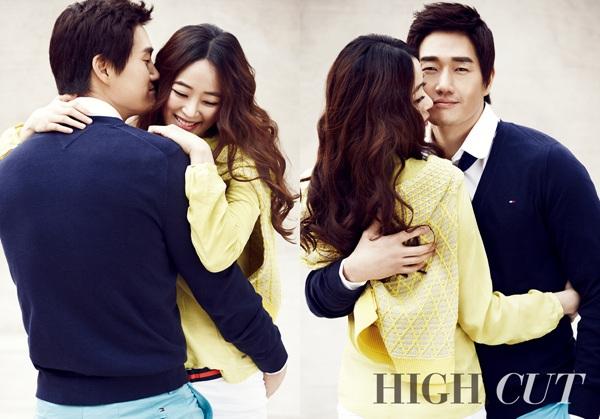 Yoo Ji Tae - Kim Hyo Jin