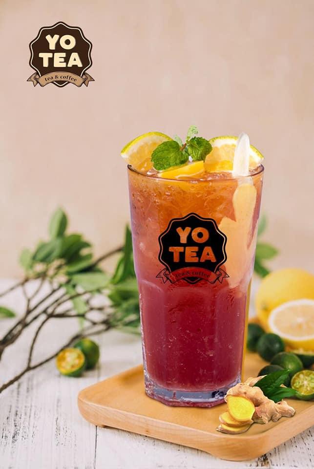 Đồ uống tại Yotea