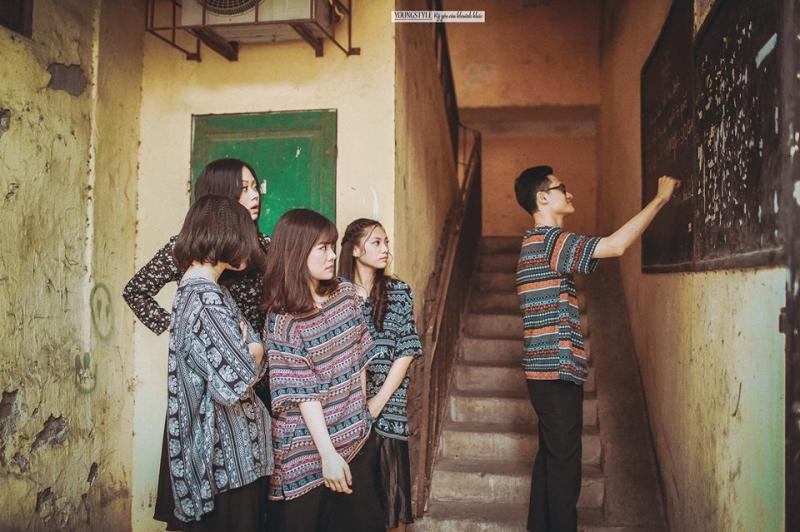 Young Style - Địa chỉ chụp hình kỷ yếu đẹp và chất lượng nhất Hà Nội