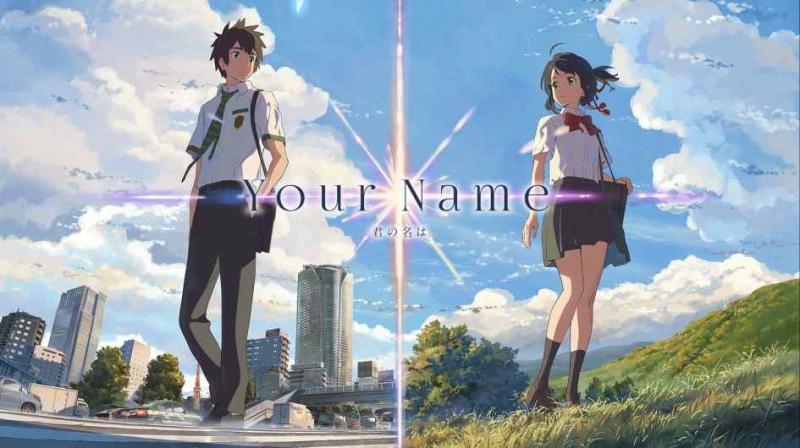 Your Name - Tên Cậu Là Gì?