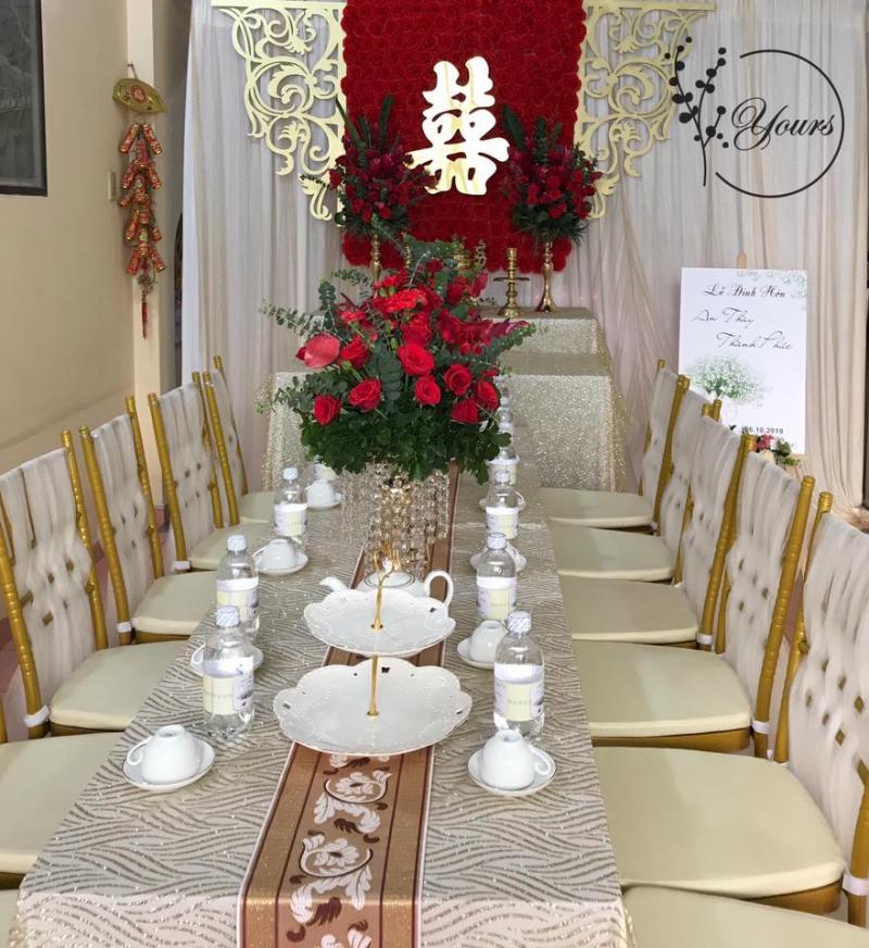 YOURS Wedding- Dịch Vụ Cưới Hỏi
