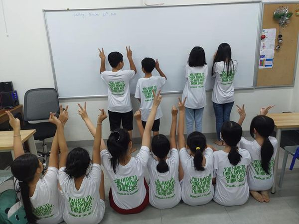 Youth English - Anh Ngữ Thế Hệ Trẻ