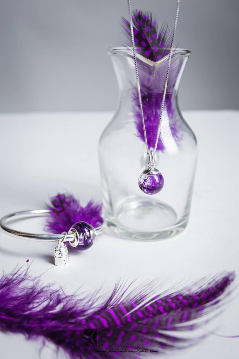 Shop Yrin độc quyền trang sức charm hoa 100 % Nhật Bản