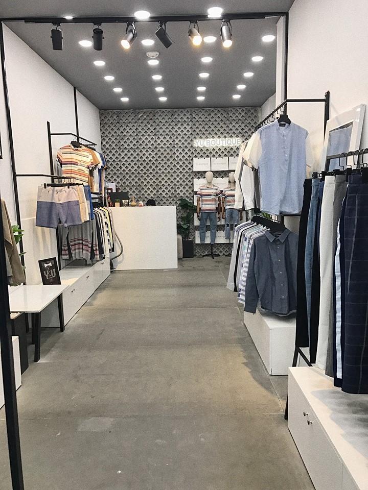 Yu Boutique đầy đơn giản và hiện đại