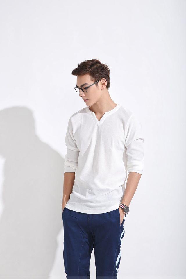 Một set đồ dành cho chàng của Yu Boutique