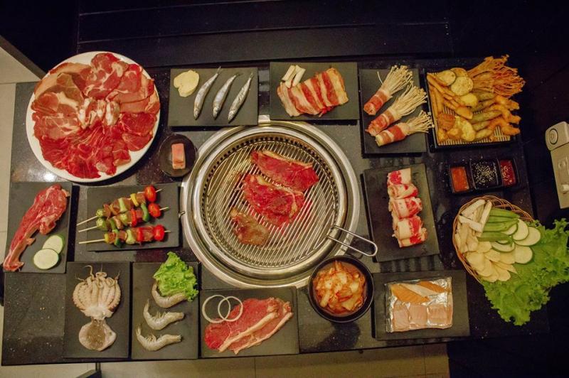 Yu long - Buffet lẩu 99k