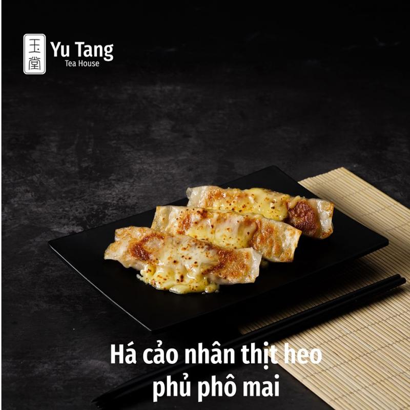 Yu Tang - Chùa Láng