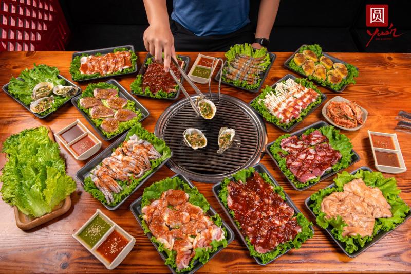 YUAN BUFFET BBQ & HOTPOT